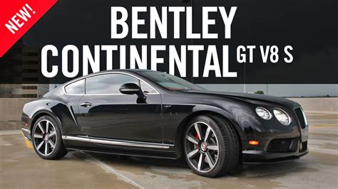 bentley gt v8 s review 2014 bentley continental gt v8 s review road test doovi