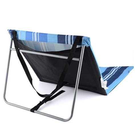 beach chair recliner lightweight folding sun lounger beach mat lightweight portable