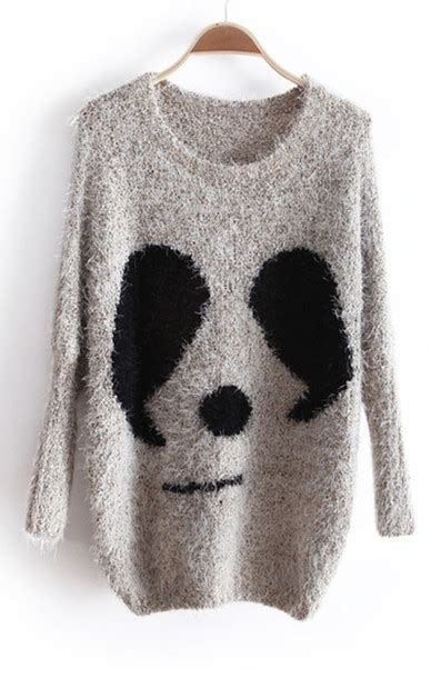 Sweater Panda To sweater panda wheretoget
