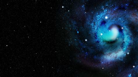 galaxy digital spiral galaxy digital space