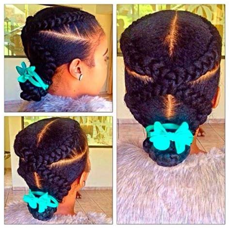 easy ethinic braid styles on natural hair pin by claudette young davidson on cyd s love of natural