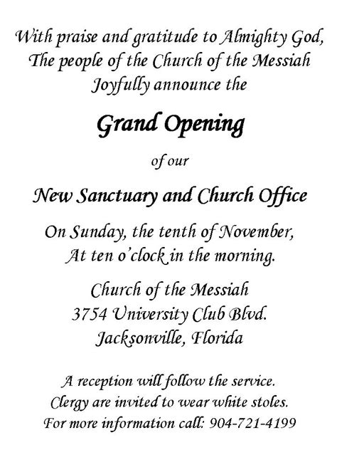 Invitation Letter Format For New Office Opening Grand Opening Invitation Letter Motorcycle Review And Galleries