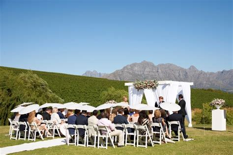 wedding venues in cape town south africa wedding planner tips choose a wedding venue in your budget