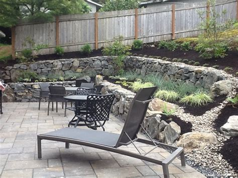 portland landscapers transform beaverton backyard