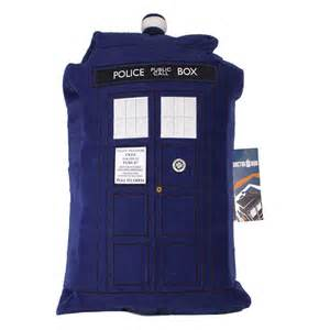 doctor who licensed 20 inch tardis shaped throw pillow ebay