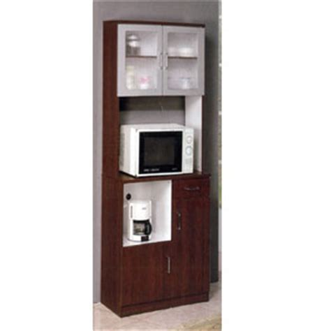 Kitchen Cabinet Abc Microwave Cabinet Kitchen Cabinet With Fiber Glass Door 1715 Abc Nationalfurnishing