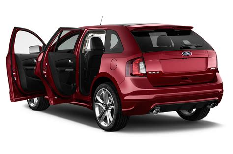 2013 Ford Edge Mpg by 2013 Ford Edge Reviews And Rating Motor Trend