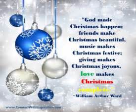 Christmas quotes love makes christmas complete
