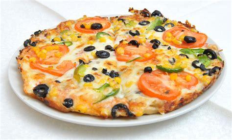 the vegetarian pizza recipe and preparation silvio cicchi