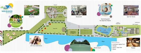 regulations and layout of a clubhouse club house design and layout plans neelraksh enterprise