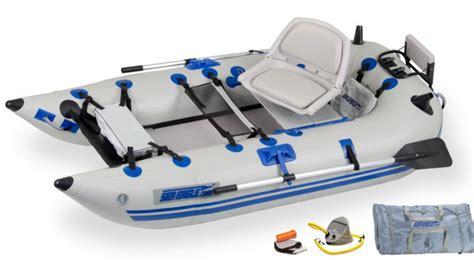 sea eagle inflatable fishing boats inflatable boat sea eagle 285 fpb pontoon pro package