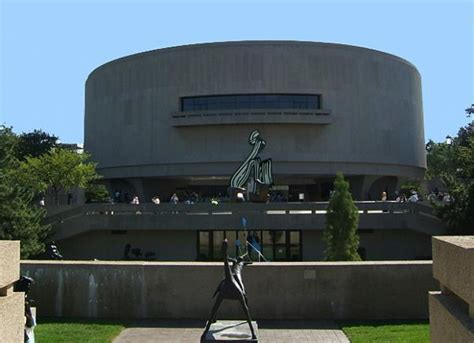 Hirshhorn Museum And Sculpture Garden by Hirshhorn Museum And Sculpture Garden Washington D C
