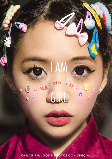 Mascara Harajuku i am kawaii a kawaii ph looks photobook special kawaii philippines