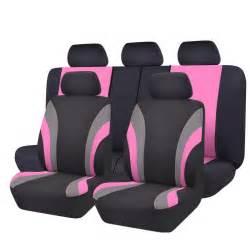 Car Seat Covers Australia Ebay Universal Car Seat Covers Pink For Seat Covers