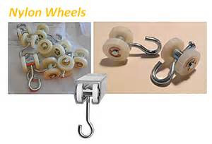 Industrial Curtain Track Industrial Curtain Hangers