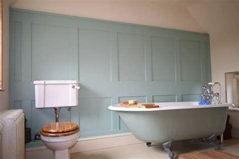 panelled bathroom ideas home design bathroom paneling