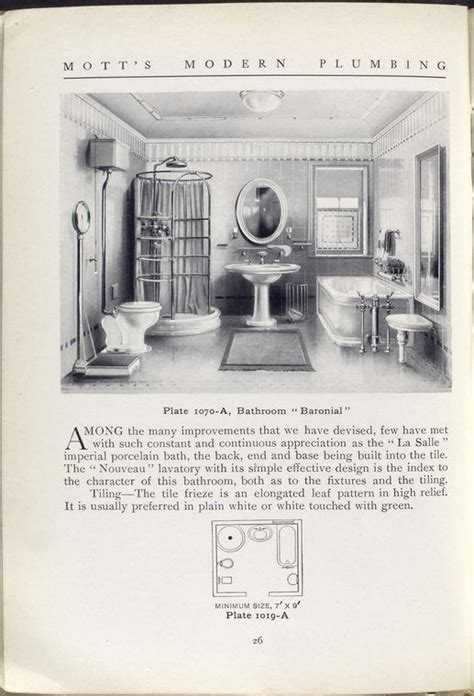 Plumbing History by 1000 Images About History Of Plumbing On