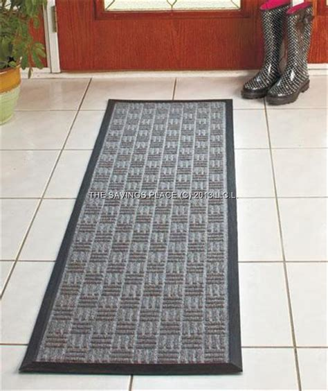 Rubber Utility Flooring by Indoor Outdoor Utility Mats And Runners Ribbed Design