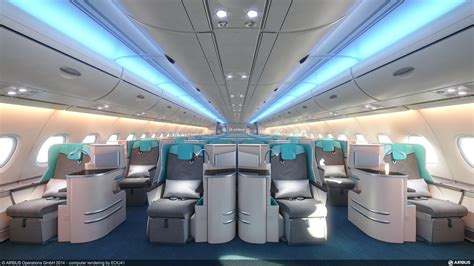 airbus a380 class cabin a380 family