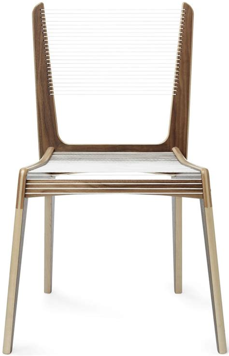 Cord Chair by The Cord Chair By Jacques Guillon Contemporist