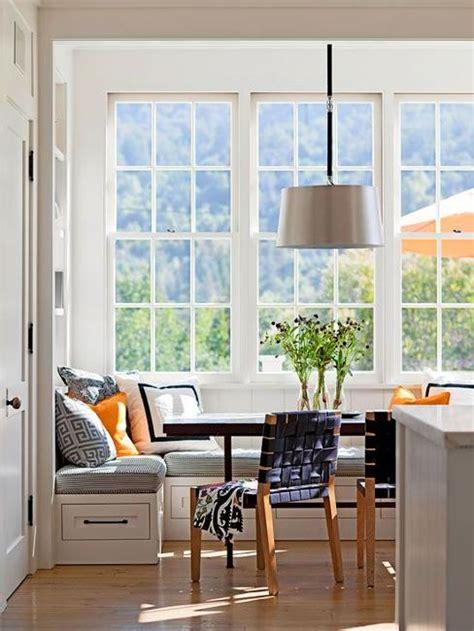 cozy interior design ideas  space saving breakfast nooks