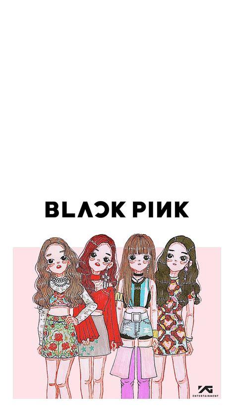 blackpink wallpaper hd cute colorful lisa rose jisoo