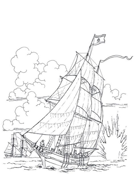coloring pages for adults boats 17 best images about boats on pinterest sailing ships