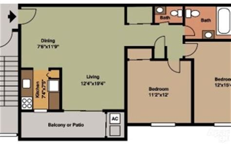 2 bedroom apartments in delaware county pa apartment features canal house apartments