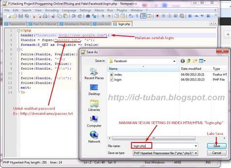 tutorial membuat script imacros cara membuat script web phising tips dan tutorial