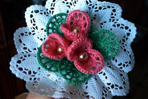 lavori uncinetto fiori matrimoni il bouquet all uncinetto fa tendenza urbanpost