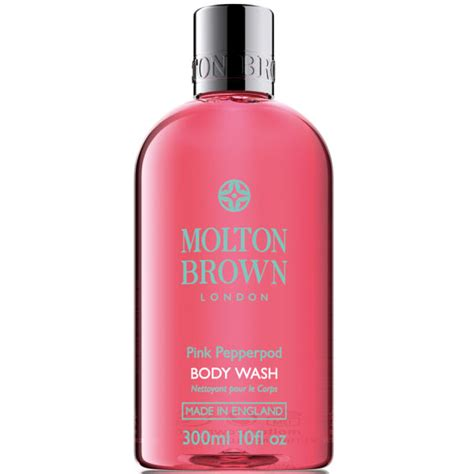Molton Brown Molto by Molton Brown Pink Pepperpod Wash 300ml Free Uk Delivery