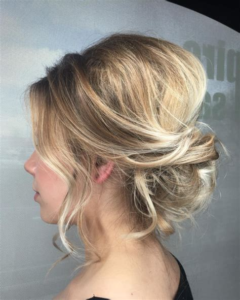Hairstyles For Shoulder Length Hair For A Wedding by 7 Medium Length Hairstyles For Your Wedding
