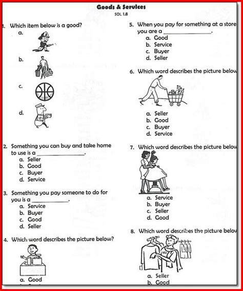 1st grade social studies worksheets project