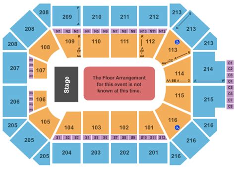 allstate arena floor plan maluma rosemont tickets allstate arena sat may 12 2018