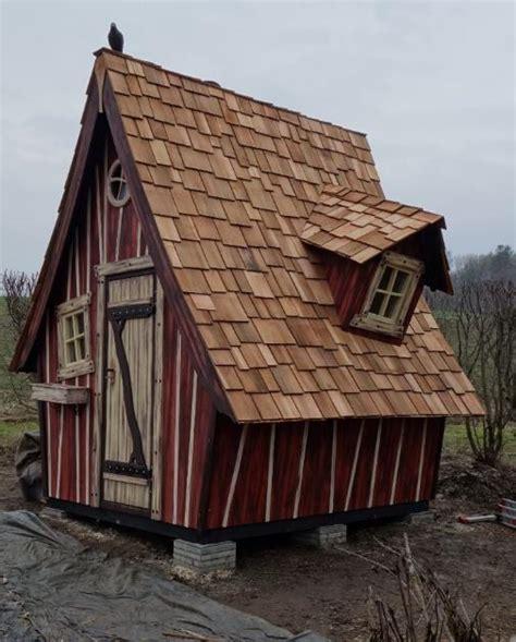 garten hexenhaus meiselbach mobilheime das hexenhaus kommt zum