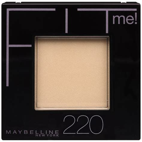 Maybelline Powder Fit Me maybelline 174 new york fit me 174 compact foundation powder walmart ca