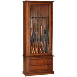 gun cabinet wood american furniture classics 800 classic wood 8 gun cabinet