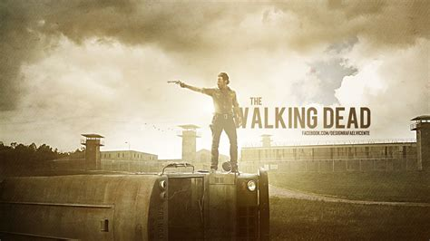 wallpaper 3d the walking dead the walking dead wallpaper