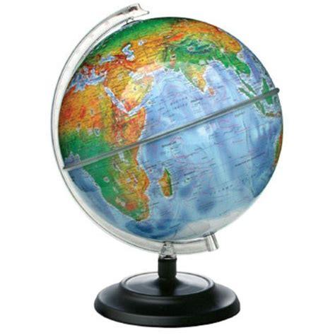 libreria globo globo terrestre f 237 sico libreria c 30cm de diametro base