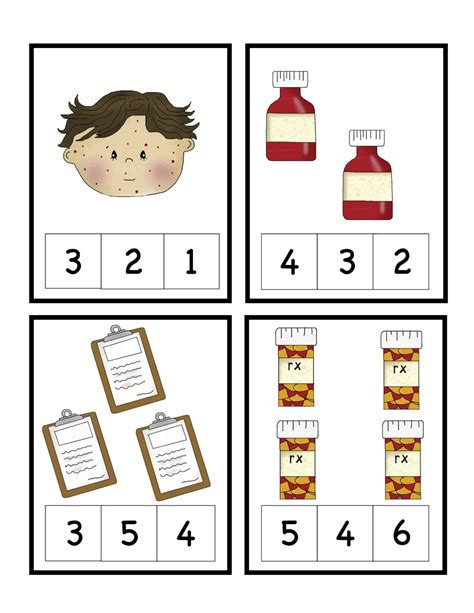 printable art worksheets for preschoolers doctors visit printable preschool printables