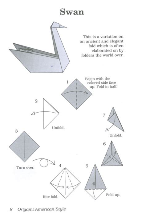How Do You Make A Origami - learn how to make origami swan 2016