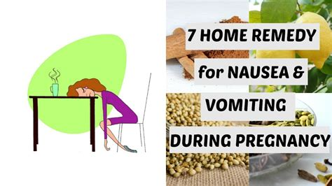 7 Home Remedies For Nausea by Home Remedy For Nausea And Vomiting During Pregnancy