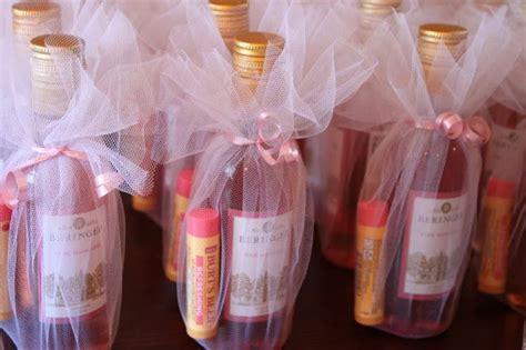 Bridal Shower Favor Idea Bath Fizz 25 best ideas about mini wine bottles on mini