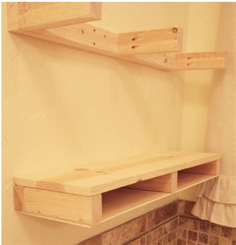 shelving heavy duty floating shelves for kitchen home