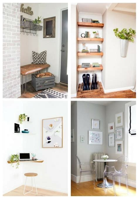 smart ways to decorate your home 31 smart ways to decorate an awkward corner
