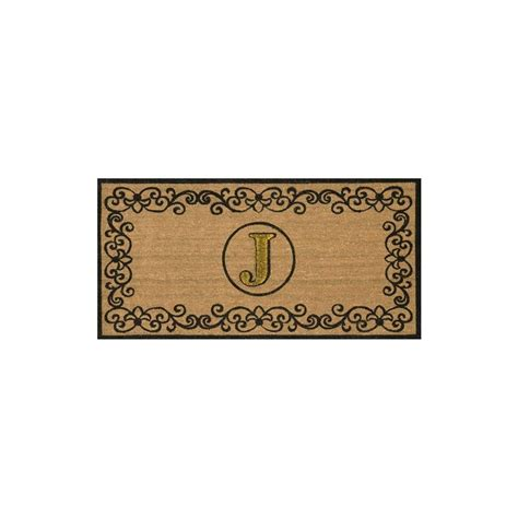 Monogram Outdoor Rug Monogrammed Outdoor Rugs Vineyard Monogrammed Outdoor Welcome Door Mat Rug Outdoor Rugs