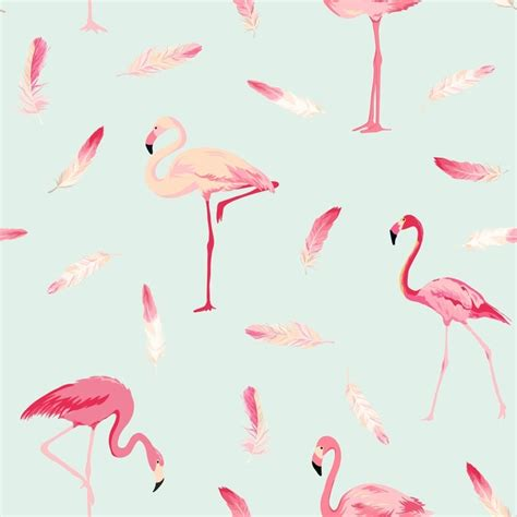 flamingo wallpaper pattern flamingo bird background flamingo feather background