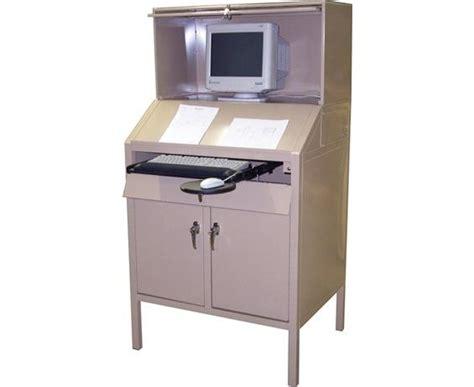 Secure Computer Desk Computer Workstations
