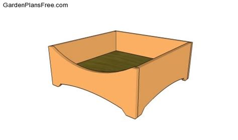 dog bed plans dog bed plans free garden plans how to build garden