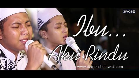 Download Mp3 Gus Azmi Ibu Aku Rindu | ibu aku rindu voc muhammad fikri dan gus azmi download